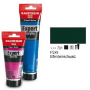 Amsterdam Expert Acrylic 150 ml Tube - Ivory Black