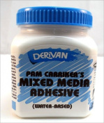 Pam Carriker Products- Mixed Media Adhesive 250ml Jar