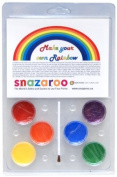 MAKE YOUR OWN PASTEL RAINBOW Snazaroo Face Painting Pallet