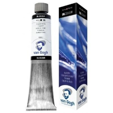 Van Gogh Oil 200Ml Titanium White