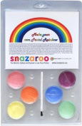 MAKE YOUR OWN RAINBOW PALLET Snazaroo Face Painting Pallet
