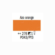 Royal Talens Van Gogh Oil Colour 200 ml Tube - Azo Orange