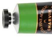 Charvin Extra-Fine Artists' Acrylic Paints 60 ml Paint Tube - Chromium Oxyde Green