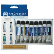 Royal Talens C902-0108M ArtCreation Oil 8-Colour Set
