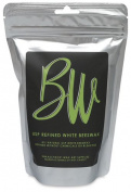 Beeswax US Pharmaceutical Grade White 240ml Resealable Bag by Enkaustikos
