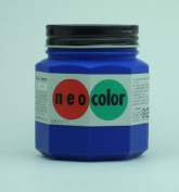 Turner Neo Colour 250 ml Jar - Cobalt Blue