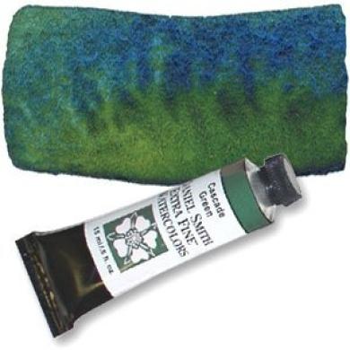 Daniel Smith Watercolour 15ml Tube (S1) - Cascade Green (0142)