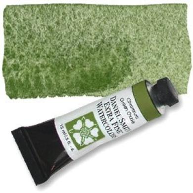 Daniel Smith Watercolour 15ml Tube (S1) - Chromium Green Oxide (0024)