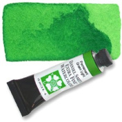 Daniel Smith Watercolour 15ml Tube (S1) - Permanent Green Light