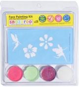 Snazaroo Fairy Face Paint Kit with Stencils