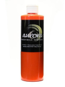 Chroma Inc. Aurora Washable Tempera orange [PACK OF 4 ]