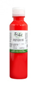 Tri-Art Finest Liquids Artist Acrylics, 120ml, Naphthol Red Light