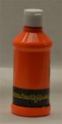 Fluorescent Orange Paint