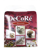 Decore' Hyacinth Self-hardening, Jewellery Craft Two-part Epoxy Clay Kit, 20 Grammes