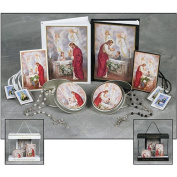 Girl's Blessed Sacrament First Communion Set