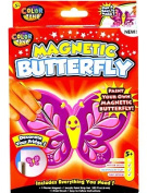 Kids Magnetic Butterfly Decorating Kit