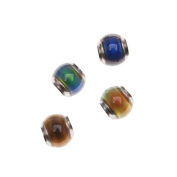Mirage Colour Changing Mood Beads - Round Beads 5mm