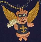 Pigs FLY Wings Pink Flying Mardi Gras Beads New Orleans Beads Party