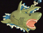 Shark Luau Mardi Gras Necklace New Orleans Beads