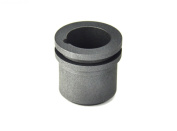 120ml Crucible For R9 R9D-10 Melting Casting Furnace Refining Gold Silver Copper Scrap Jewellery