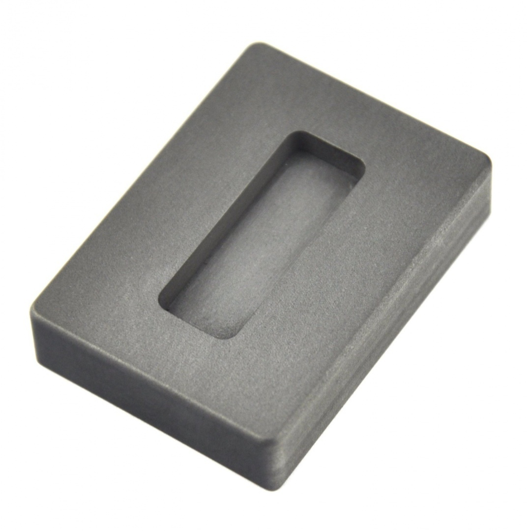 30ml-Troy-Ounce-Kit-Kat-Gold-Graphite-Ingot-Mould-For-Melting-Casting-Refining