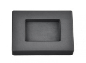 60ml Troy Ounce Silver Rectangle Graphite Ingot Mould For Melting Casting Refining Scrap Jewellery
