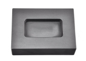 150ml Troy Ounce Silver Rectangle Graphite Ingot Mould For Melting Casting Refining Scrap Jewellery