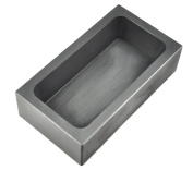 1480ml Troy Ounce Silver Kit Kat Graphite Ingot Mould For Melting Casting Refining Scrap Jewellery