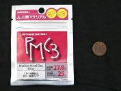 Mitsubishi PMC3 Precious Metal Clay Silver 27.8 grammes