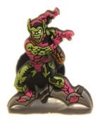 Jibbitz Marvel Comics Green Goblin Shoe Charm for Crocs Shoes
