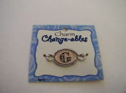 "Ganz Change-ables Charm ""G"""