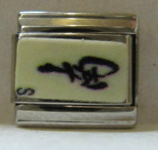 9mm Italian Charm... With Message... South
