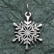Hampshire Pewter - Snowflake Charm
