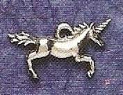 Hampshire Pewter - Unicorn Charm
