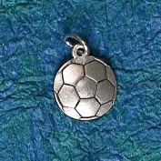 Hampshire Pewter - Soccer Ball Charm