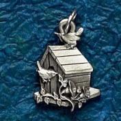 Hampshire Pewter - Birdhouse Charm