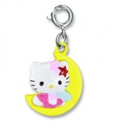 High Intencity CHARM IT! HELLO KITTY MOON ANGEL Bracelet Charm