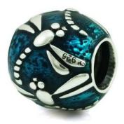 Ohm Leo Zodiac European Bead