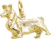 Rembrandt Charms Pembroke Charm, 10K Yellow Gold