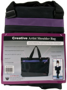 Smart Shoulder Bag for Artists