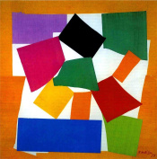 Henri Matisse The Snail 1953 Jpg Hd