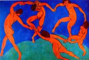 Henri Matisse Dance Ii 1910 Jpg Hd