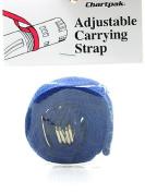 Chartpak Expandable Tube System strap blue