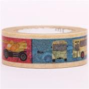 vehicle mt Washi Masking Tape deco tape
