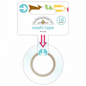 Day To Day Washi Tape 12 Yards-This Way