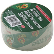 Clear Packaging Duck Tape Roll - 4.8cm x 54.68 yards