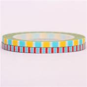 super slim stripe blue mt Washi Masking Tape deco tape