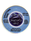 Pacific Arc Drafting Tape 1.9cm . x 10 yd. roll