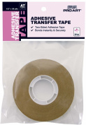 Pro Art 1.3cm by 36-Yards Adhesive Transfer Tape