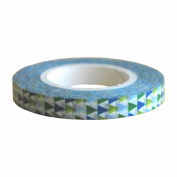 Ginko Papers Fun Tape, Blue Arrows